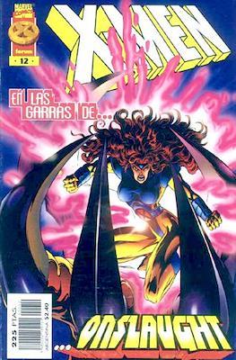 X-Men Vol. 2 / Nuevos X-Men (1996-2004) (Grapa 24 pp) #12
