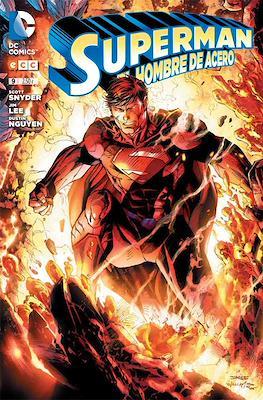 Superman: El hombre de acero (2013-2015) (Grapa) #9