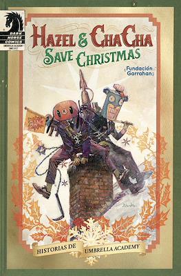 Hazel & Cha Cha Save Christmas - Historias de Umbrella Academy