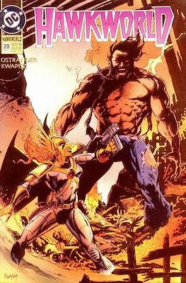 Hawkworld (Comic Book) #20