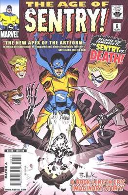 The Age of the Sentry (Comic Book) #6
