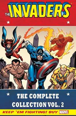 The Invaders Classic: The Complete Collection (Softcover) #2