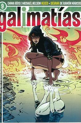 Galimatías (Rústica. 16 pp) #9