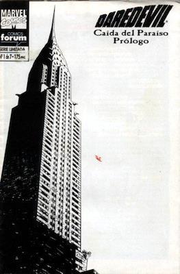 Daredevil: Caída del Paraíso (1994) (Grapa. 17x26. 24 páginas. Color.) #1