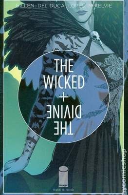 The Wicked + The Divine (Comic Book) #16