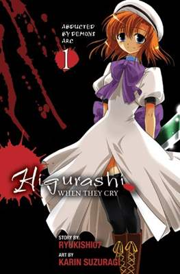 Higurashi When They Cry (Paperback) #1