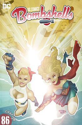 DC Comics: Bombshells (Digital) #86