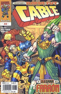 Cable Vol. 2 (1996-2000) (Grapa 24 pp) #38