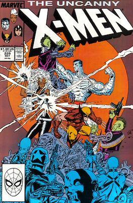 The Uncanny X-Men (1963-2011) (Comic-Book) #229