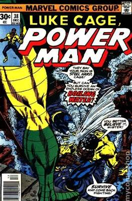 Hero for Hire / Power Man Vol 1 / Power Man and Iron Fist Vol 1 (Comic Book) #38