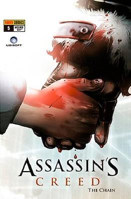 Assassin's Creed (2016-2017) (Grapa) #5