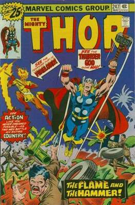 Journey into Mystery / Thor Vol 1 (Comic Book) #247