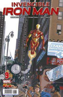 El Invencible Iron Man Vol. 2 (2011-) (Grapa - Rústica) #84