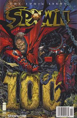 Spawn (Variant Covers) #100.4