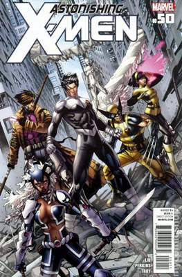 Astonishing X-Men (Vol. 3 2004-2013) (Comic Book) #50