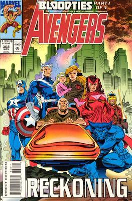 The Avengers Vol. 1 (1963-1996) (Grapa) #368