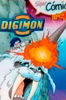 Digimon Digital Monsters #4