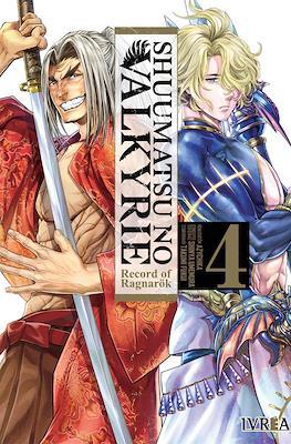 Shuumatsu no Valkyrie: Record of Ragnarök #4