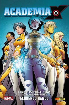 Academia X. 100% Marvel HC