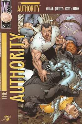 The Authority Vol. 1 (2000-2003) (Grapa 28 pp) #27