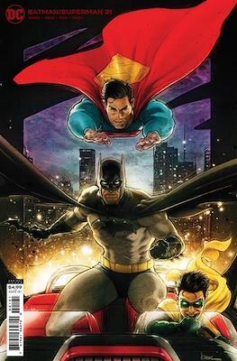 Batman / Superman (2019 -Variant Cover) #21