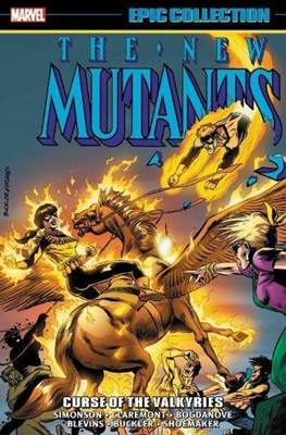 The New Mutants Epic Collection (Softcover 464-512 pp) #6