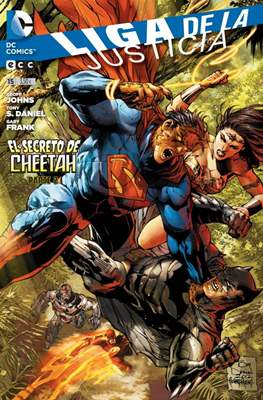 Liga de la Justicia. Nuevo Universo DC / Renacimiento (Grapa) #15