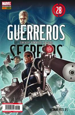 Guerreros secretos (2009-2012) (Grapa) #28