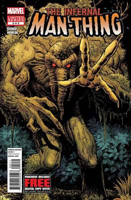 The Infernal Man-Thing (2012) (Grapa) #2