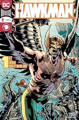 Hawkman Vol. 5 (2018-) (Digital) #1