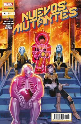 Nuevos Mutantes Vol. 3 (2020-) (Grapa) #4