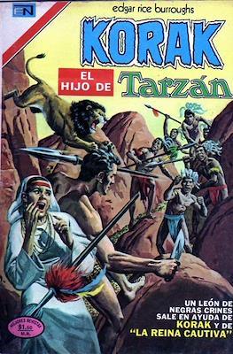 Korak, el hijo de Tarzán (Grapa 36 pp) #18