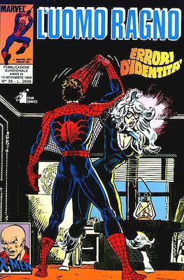 L'Uomo Ragno / Spider-Man Vol. 1 / Amazing Spider-Man #36
