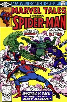 Marvel Tales (Comic Book) #118