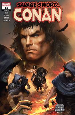 Savage Sword Of Conan (2019-) (Comic Book) #12