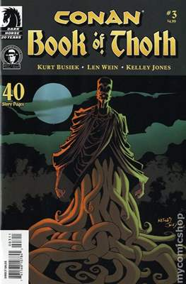 Conan: The Book of Thoth (Grapa) #3