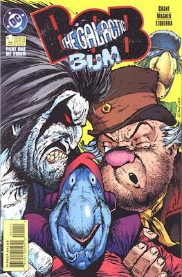Bob the Galactic Bum (Comic Book) #1