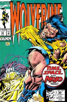 Wolverine (1988-2003) (Comic Book) #53