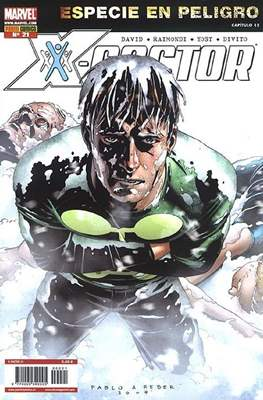 X-Factor Vol. 1 (2006-2011) (Grapa 24 pp) #21