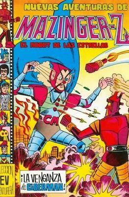 Nuevas aventuras de Mazinger-Z, el robot de las estrellas (Grapa) #24