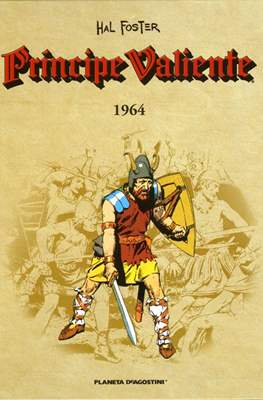 Príncipe Valiente (Cartoné, 64 páginas) #28