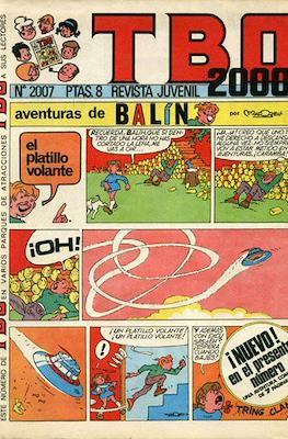 TBO 2000 - El TBO (Grapa) #2007