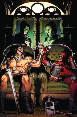 Salvajes Vengadores (2019-) #18