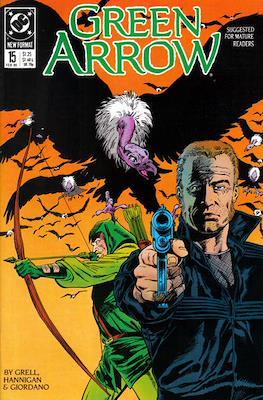 Green Arrow Vol. 2 (Comic-book.) #15