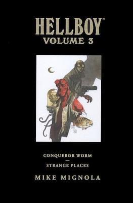 Hellboy Library Edition #3