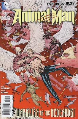 Animal Man vol. 2 (2011-2014) (Comic-book) #10