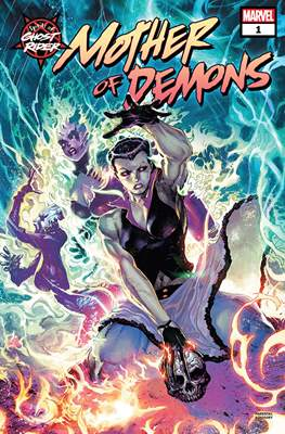 Spirits Of Ghost Rider: Mother Of Demons