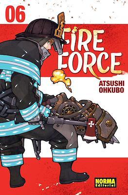 Fire Force (Rústica con sobrecubierta) #6