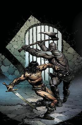 La Espada Salvaje de Conan (2019-) (Grapa 48 pp) #4