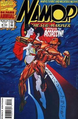 Namor the Sub-Mariner Annual Vol 1 (Comic Book) #3